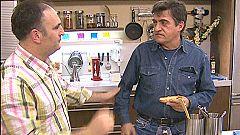 José Andrés y Gran Wyoming cocinan mejillones en escabeche y tortilla de patatas