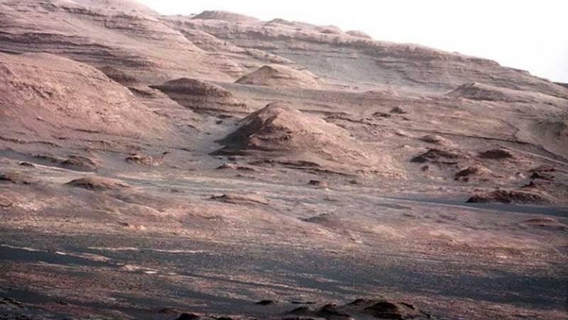 """""""Hello. This is Charlie Bolden..."""" primeras palabras del Curiosity en Marte"""