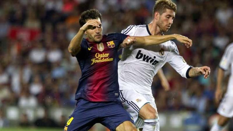 Madrid y Barça se disputan el primer título de la temporada