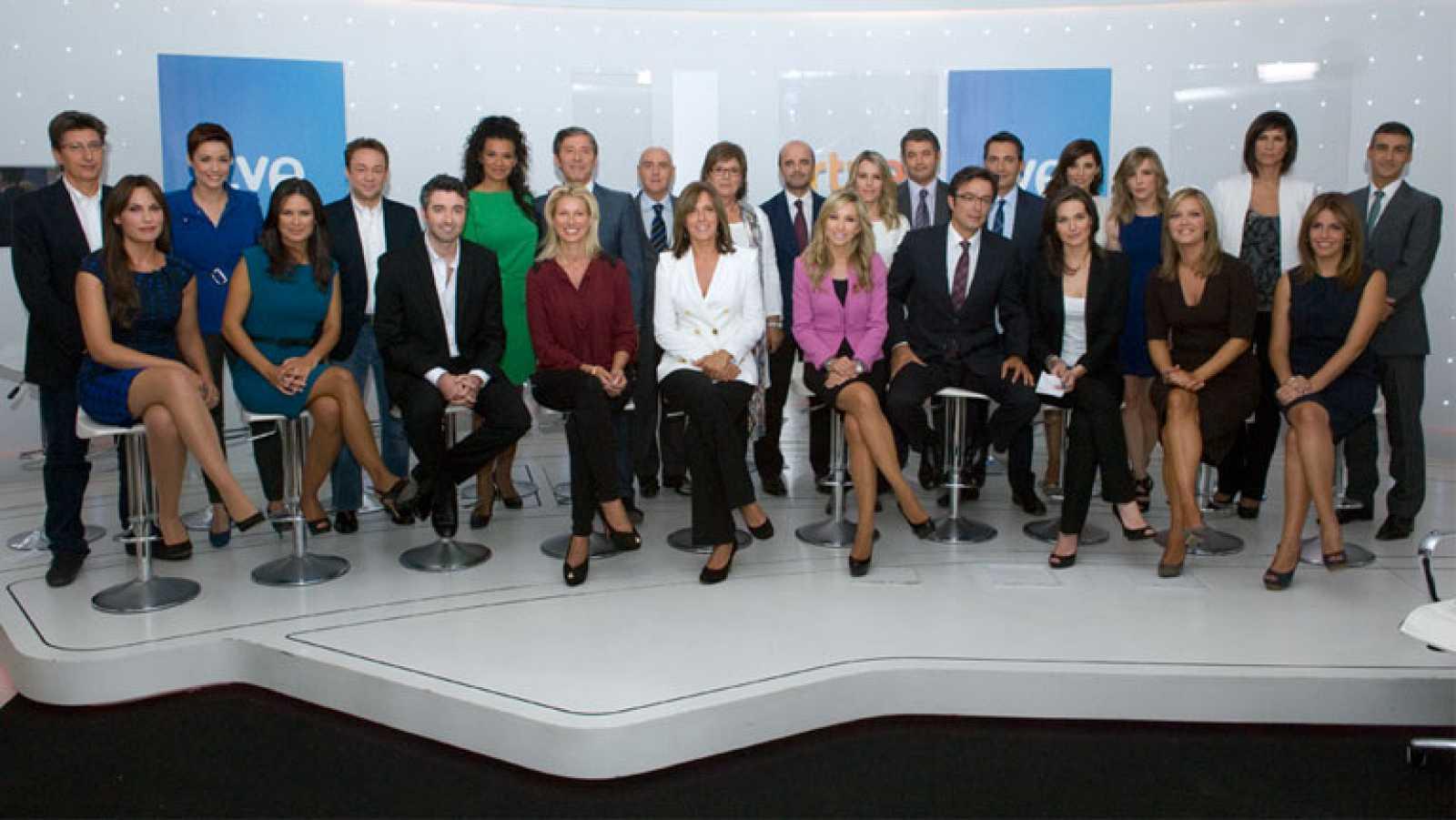 TVE presenta su nueva temporada