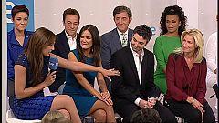 Televisión Española ha presentado hoy su nueva temporada