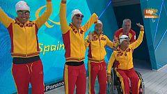 Londres en juego: Paralímpicos - 03/09/12
