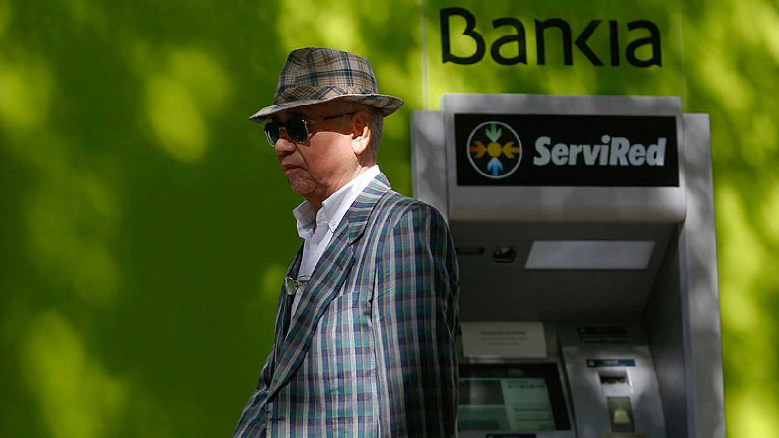 El FROB inyecta 4.500 millones en Bankia anticipándose al préstamo europeo