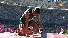 Juegos Paralímpicos Londres 2012 - Atletismo: Sesión matinal, 5