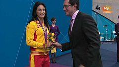 Juegos Paralímpicos Londres 2012 - Natación: Finales, 15