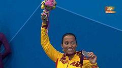 Juegos Paralímpicos Londres 2012 - Natación: Finales, 16