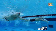 Juegos Paralímpicos Londres 2012 - Natación: Series, 17