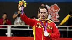 Plata para Valera y Morales en tenis de mesa de los Juegos Paralímpicos de Londres