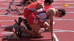 Juegos Paralímpicos Londres 2012 - Atletismo: Sesión matinal, 8