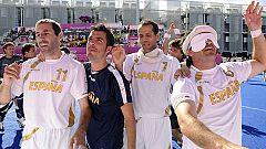España gana el bronce en Fútbol 5