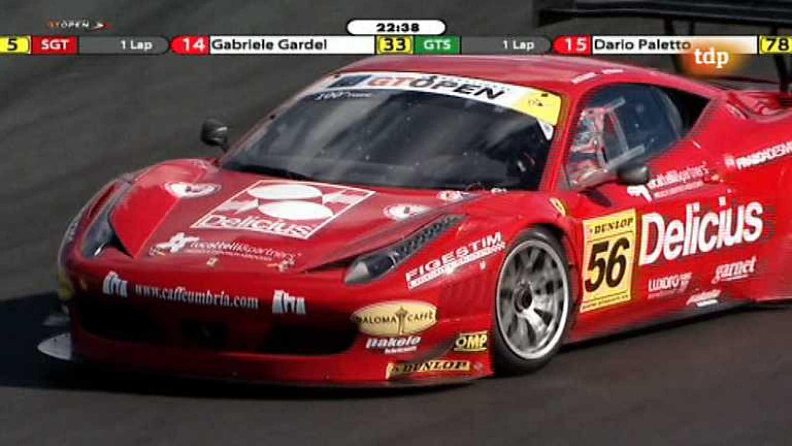 Automovilismo - International GT Open. 1ª carrera - Hungaroring (Hungría) - Ver ahora