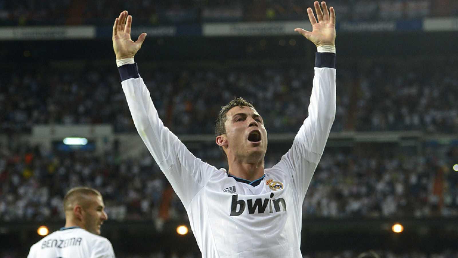 Cristiano vuelve a sonreír en Champions