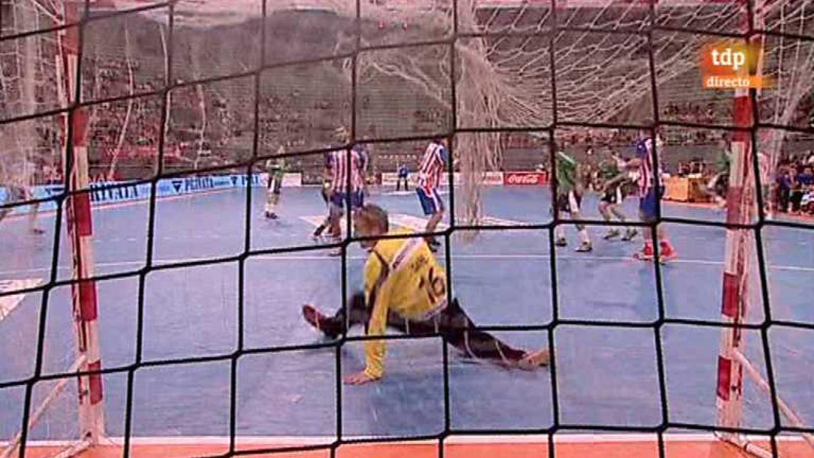 Balonmano - Liga ASOBAL. 3ª jornada - BM Atlético Madrid-Helvetia Anaitasuna - Ver ahora