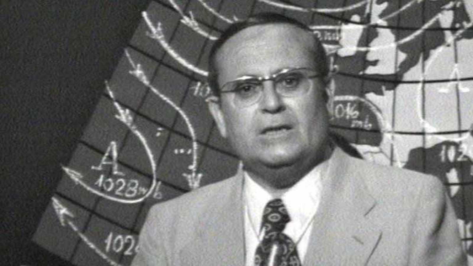 Toledo rinde homenaje al primer hombre del tiempo de la televisión: Mariano Medina