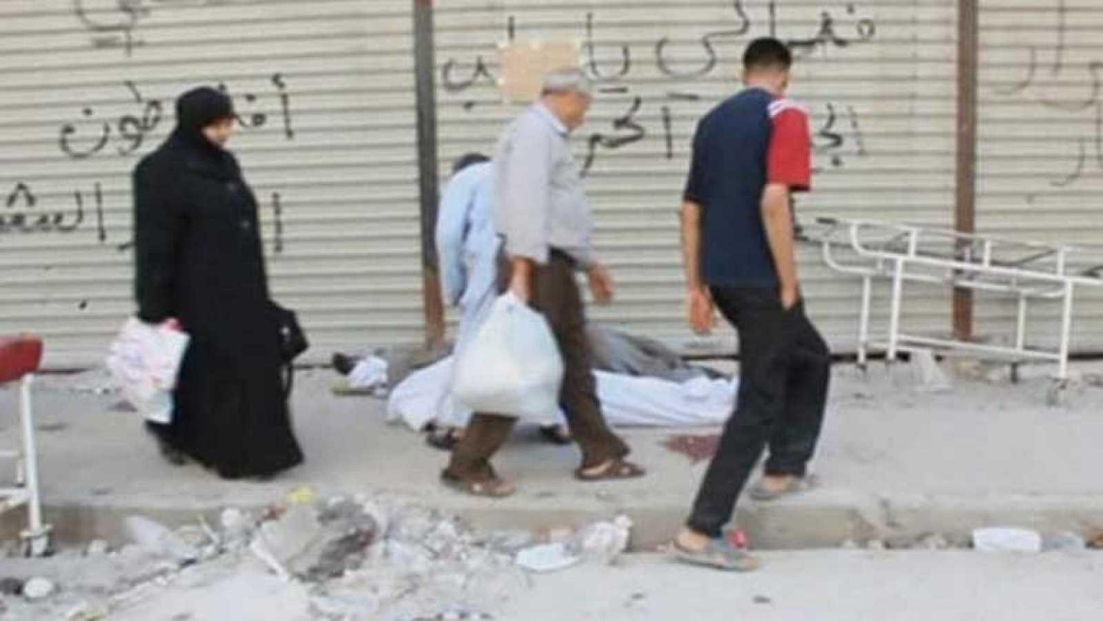 La ONU pide 380 millones de euros para atender a los cientos de miles de sirios