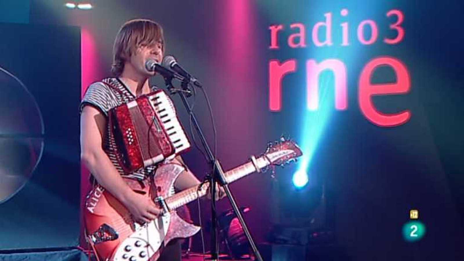 Los conciertos de Radio 3 - L' avalanche - ver ahora