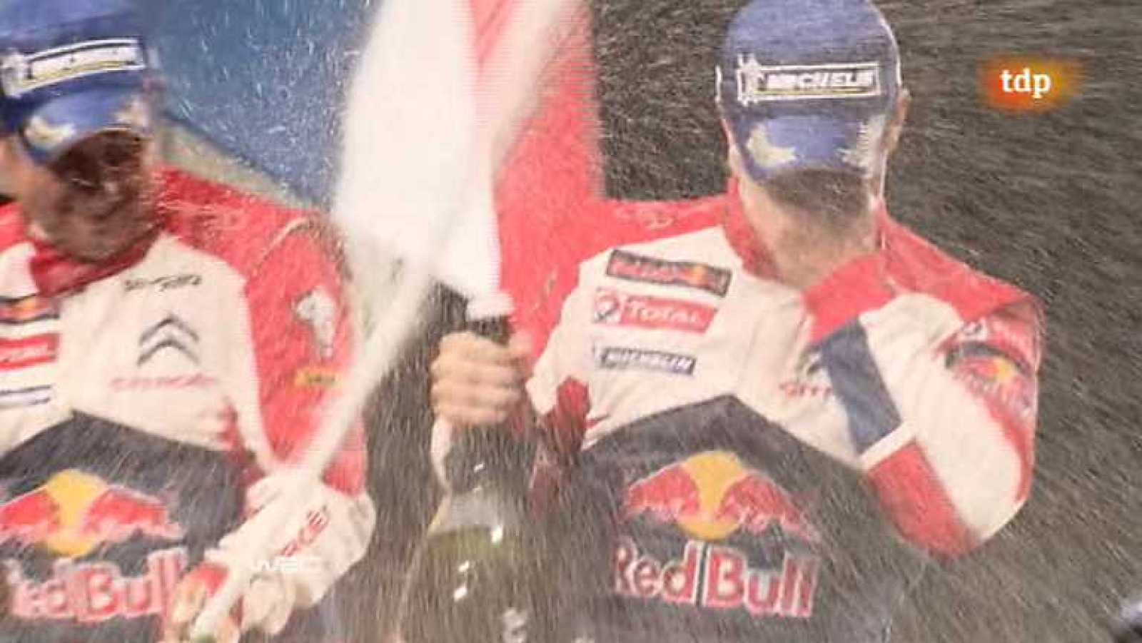 Automovilismo - Rally de Francia. 3ª jornada - ver ahora