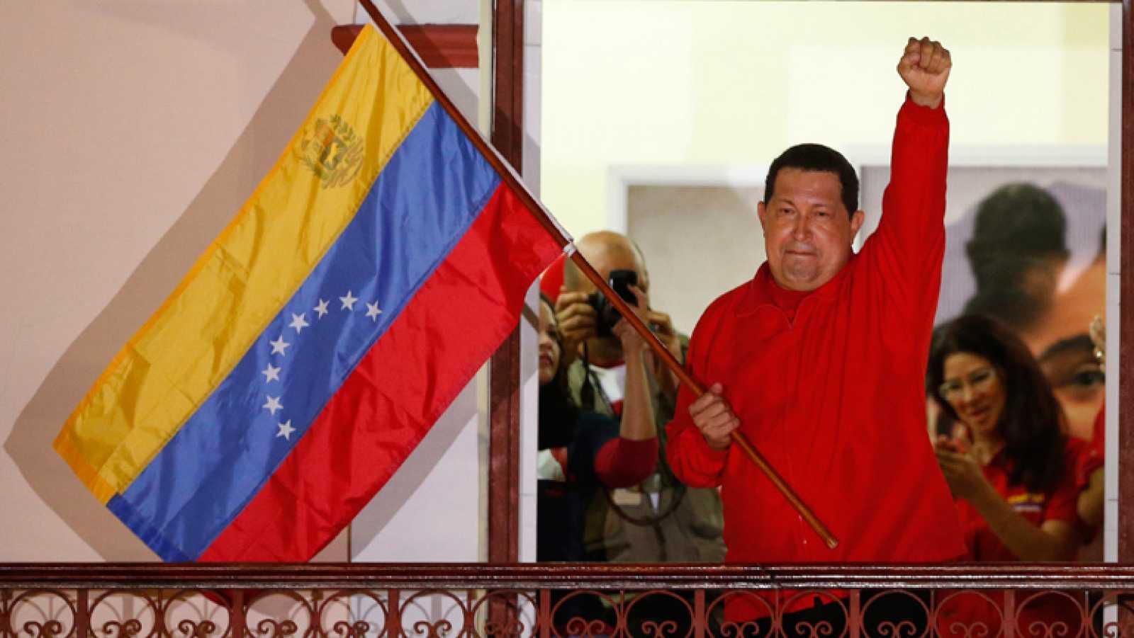 Hugo Chávez gana las elecciones en Venezuela y gobernará hasta 2019