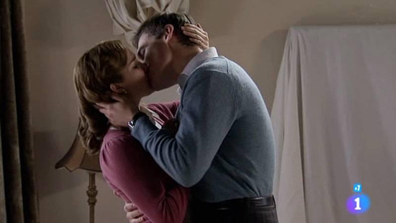 Amar - Cecilia y Alberto hacen el amor por primera vez
