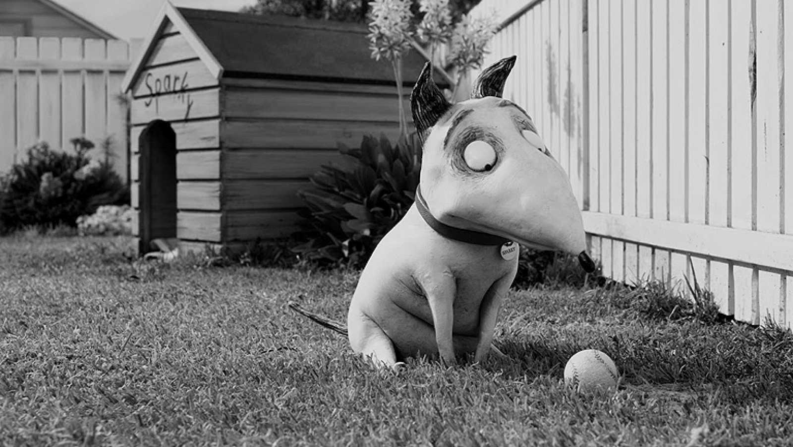 Días de cine: Reportaje sobre Tim Burton con motivo del estreno de 'Frankenweenie'