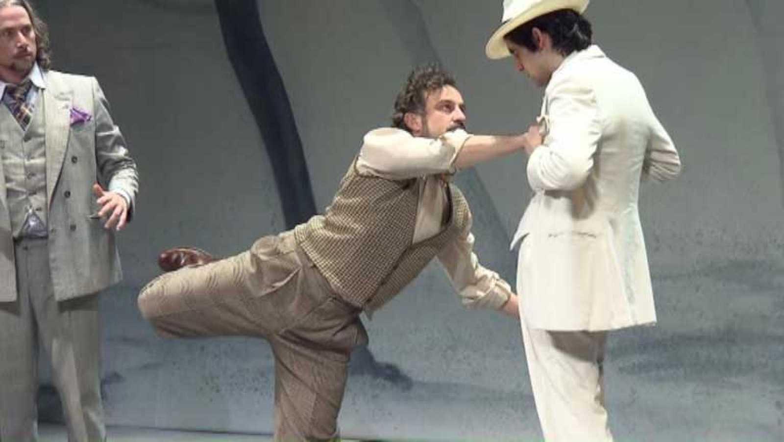 """Una comedia de Shakespeare, """"Noche de Reyes"""", se representa en el Teatro de la Abadía de Madrid"""