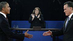 Segundo cara a cara entre Obama y Romney