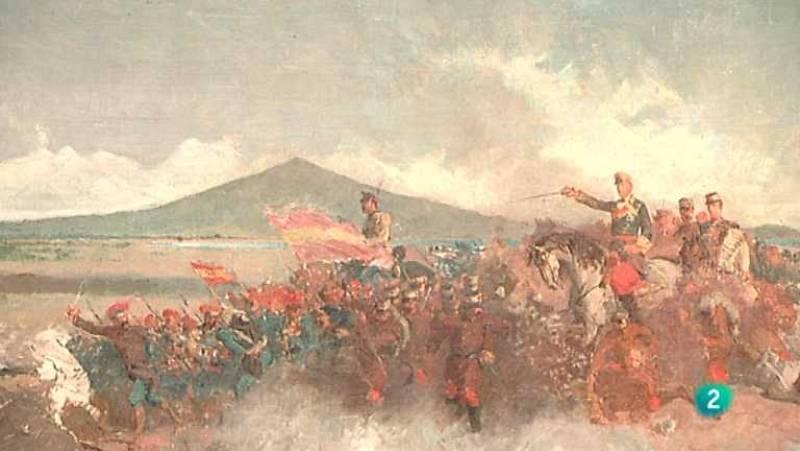 La mitad invisible - La batalla de Tetuán, de Mariano Fortuny - ver ahora