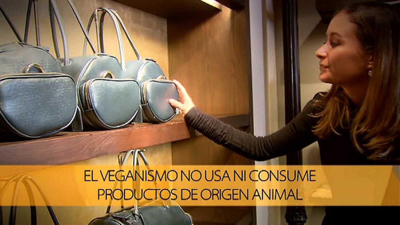 Solo moda - Tiziana Domínguez nos presenta su colección de bolsos veganos