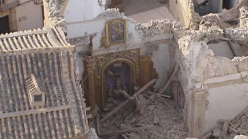 La sobreexplotación del acuífero del Guadalentín, en Murcia, precipitó los terremotos de Lorca