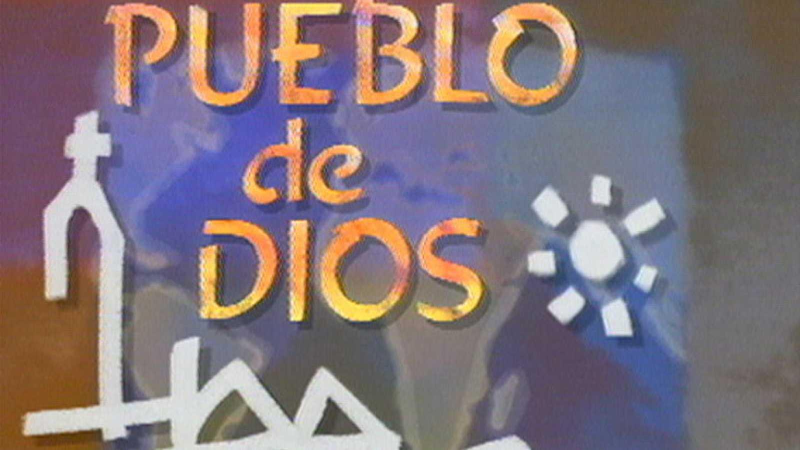 Cabecera de 'Pueblo de Dios' (2003)