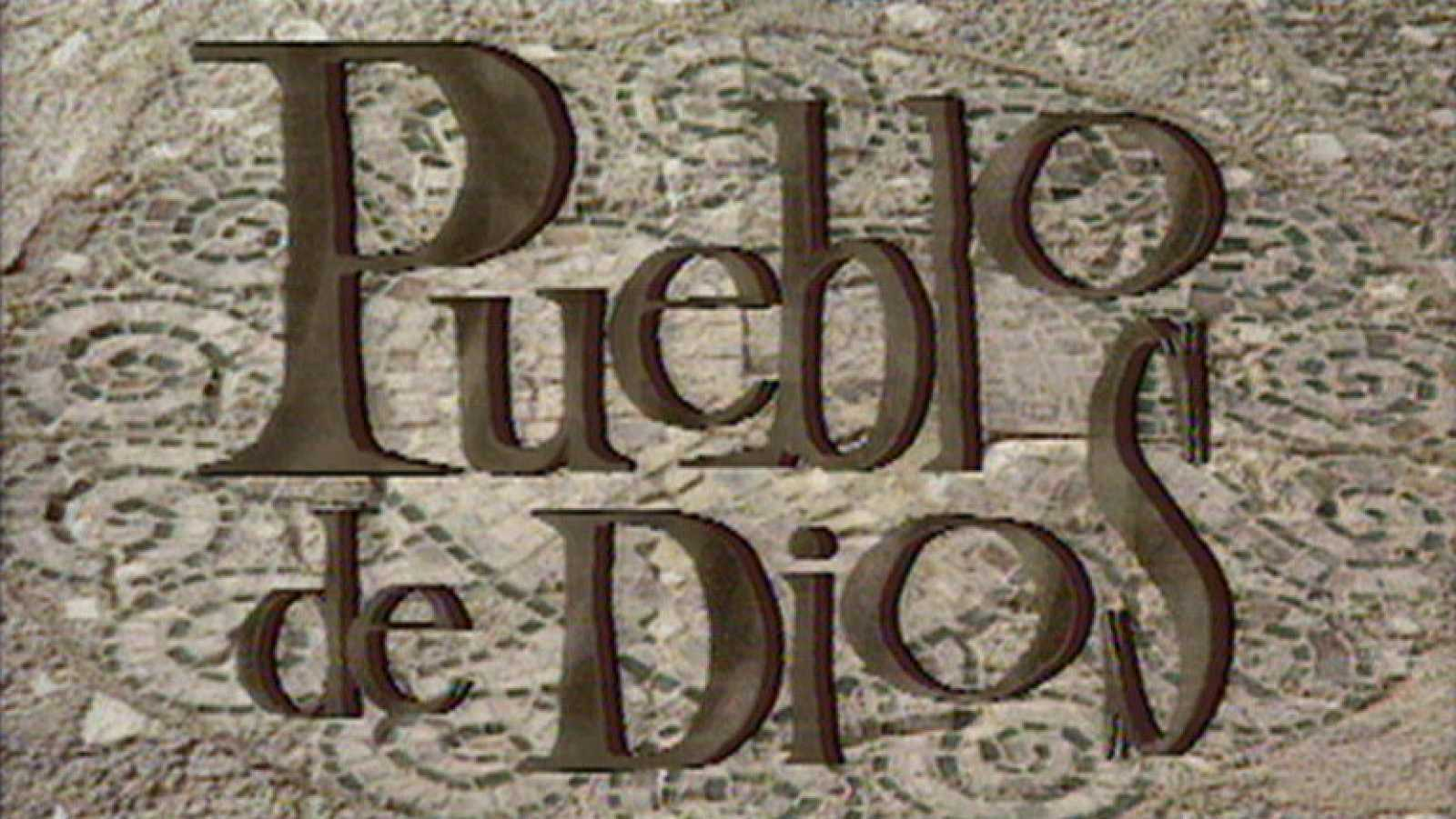 Cabecera de 'Pueblo de Dios' (1995)