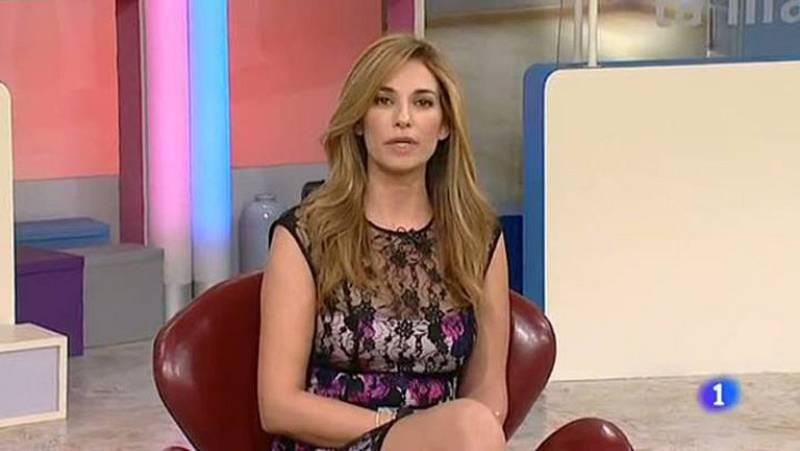 La mañana de la 1 - Mariló Montero puntualiza las palabras sobre trasplantes - ver vídeo