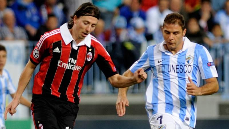 El Málaga sigue invencible en Champions