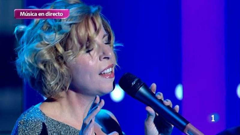Más Gente - Sole Giménez canta 'Bajo el cielo de París'
