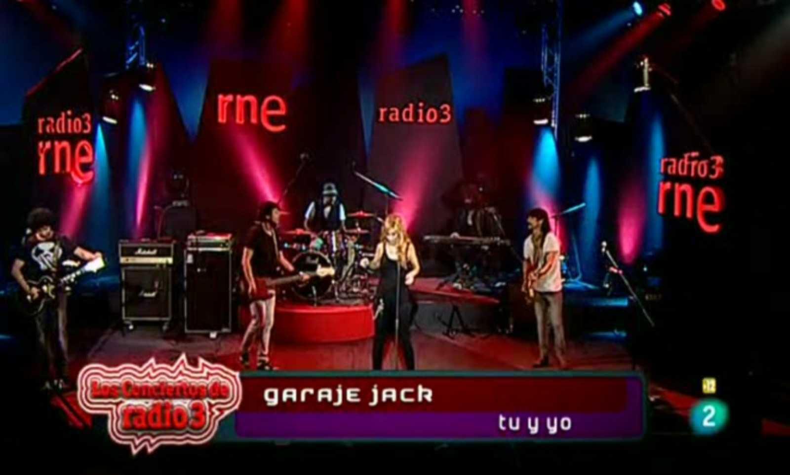 Los conciertos de Radio 3 - Garaje Jack - ver ahora