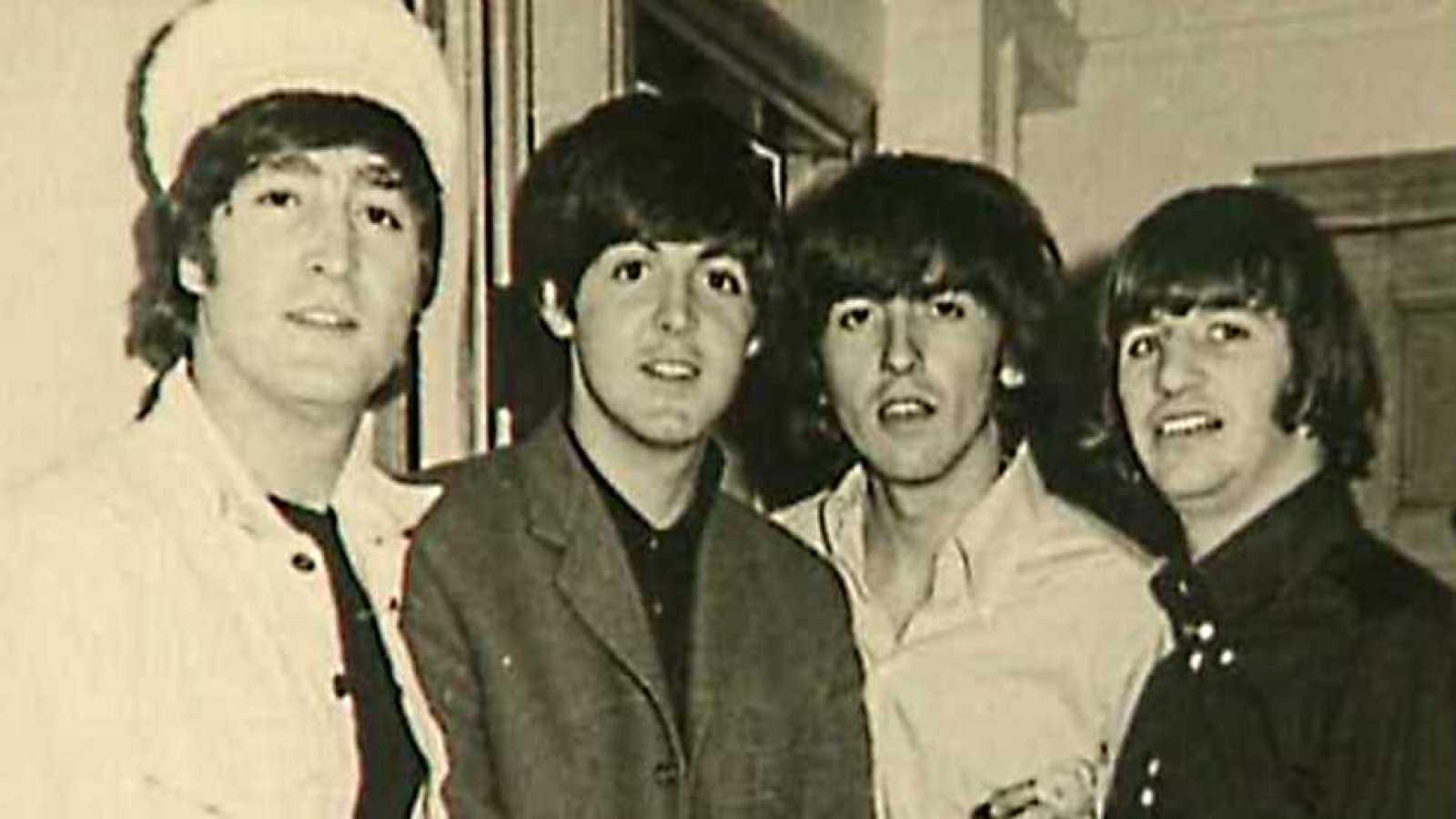 La noche temática - ¡Que vienen Los Beatles! - ver ahora