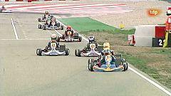 Karting - Campeonato de España 5ª prueba, Alcañiz