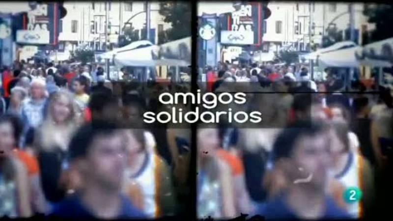 Un mundo mejor: Amigos solidarios: Fundación Sandra Ibarra