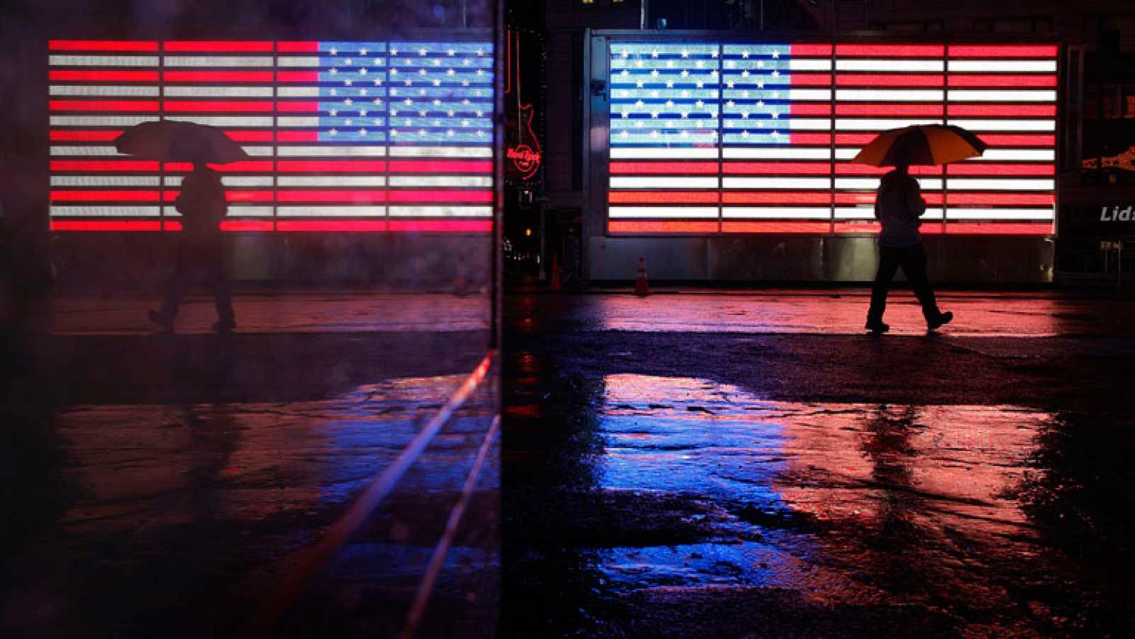 El huracán Sandy suspende la campaña presidencial en EE.UU.