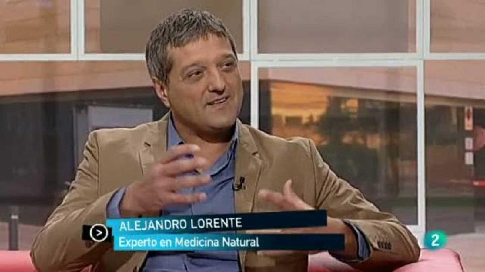 Para Todos La 2 - Entrevista: Alejandro Lorente