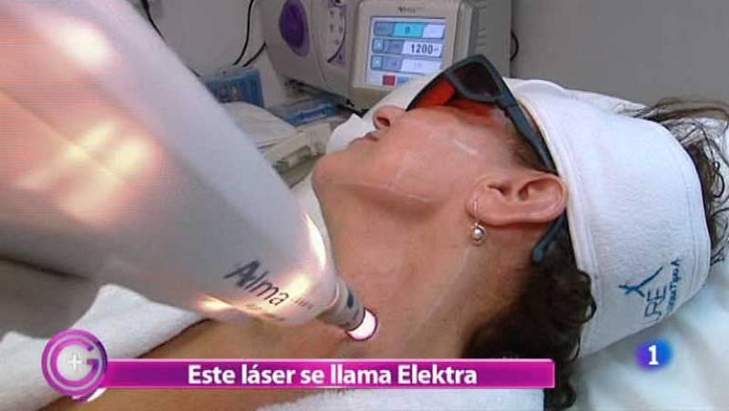 Más Gente - Rejuvenecer la piel con láser tensor