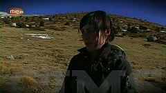 Cims - Anna Roig puja al Pic de Setut - avanç