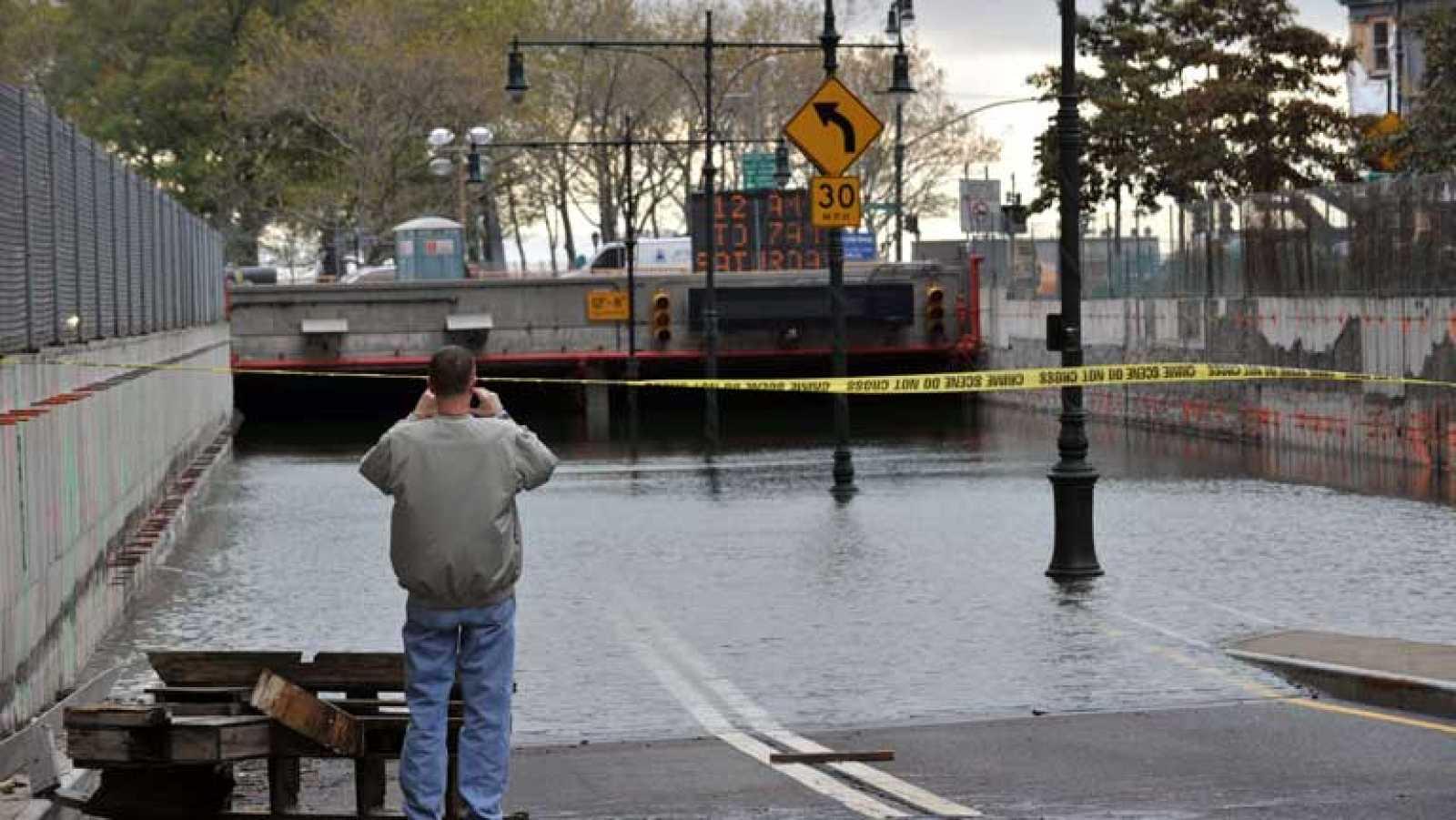 """La mayoría de las víctimas del huracán """"Sandy"""" han fallecido en Nueva York"""