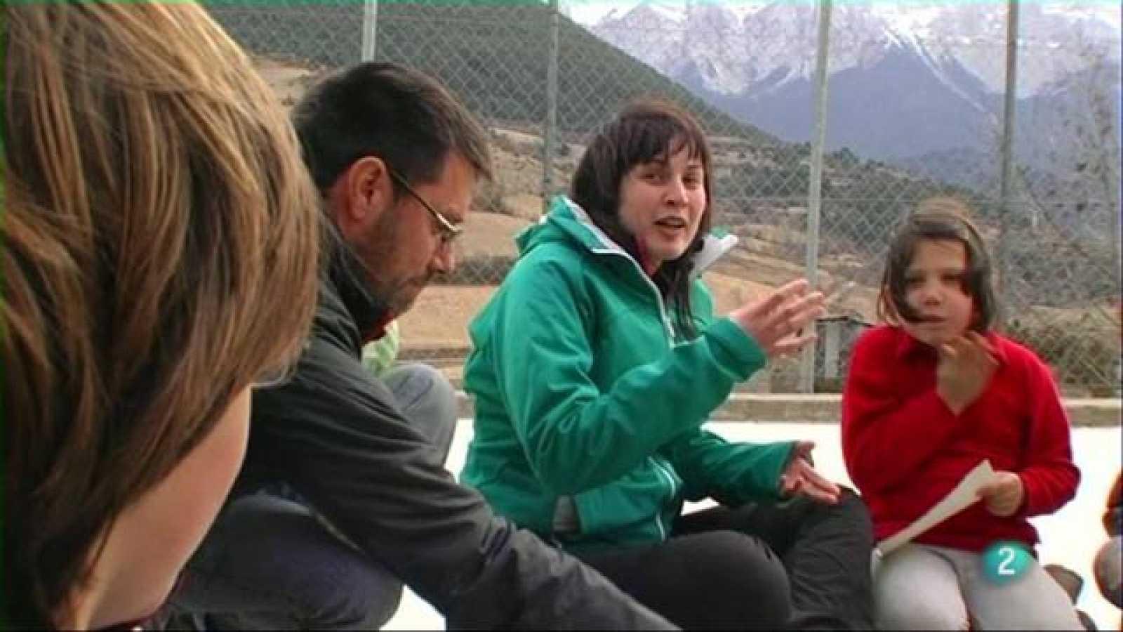 Cims: Anna Roig puja el Pic de Setut