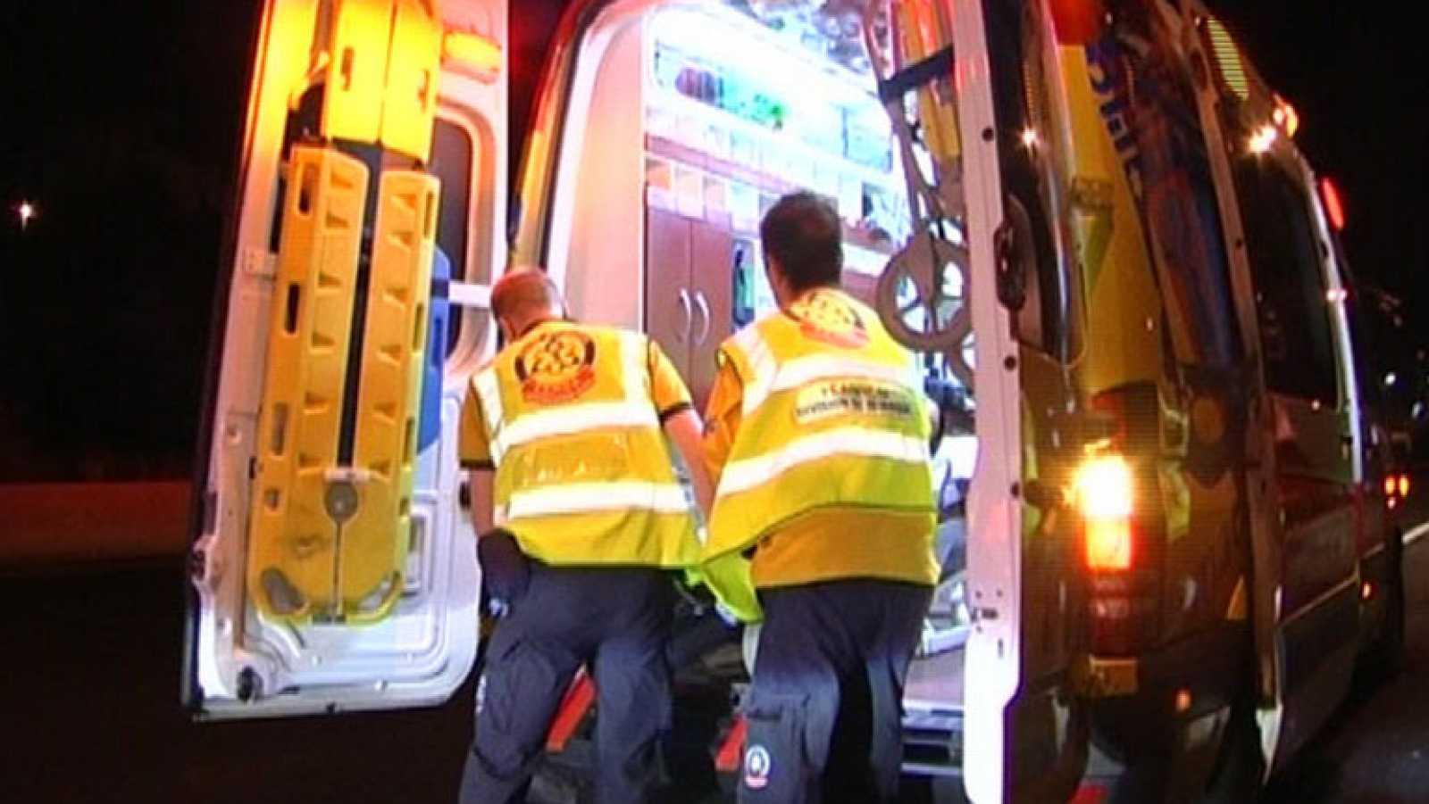 Fallecen tres jóvenes en una fiesta de Halloween en el recinto Madrid Arena