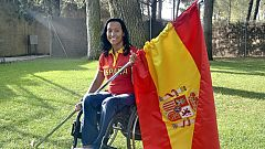 Teresa Perales, medalla al Mérito Deportivo