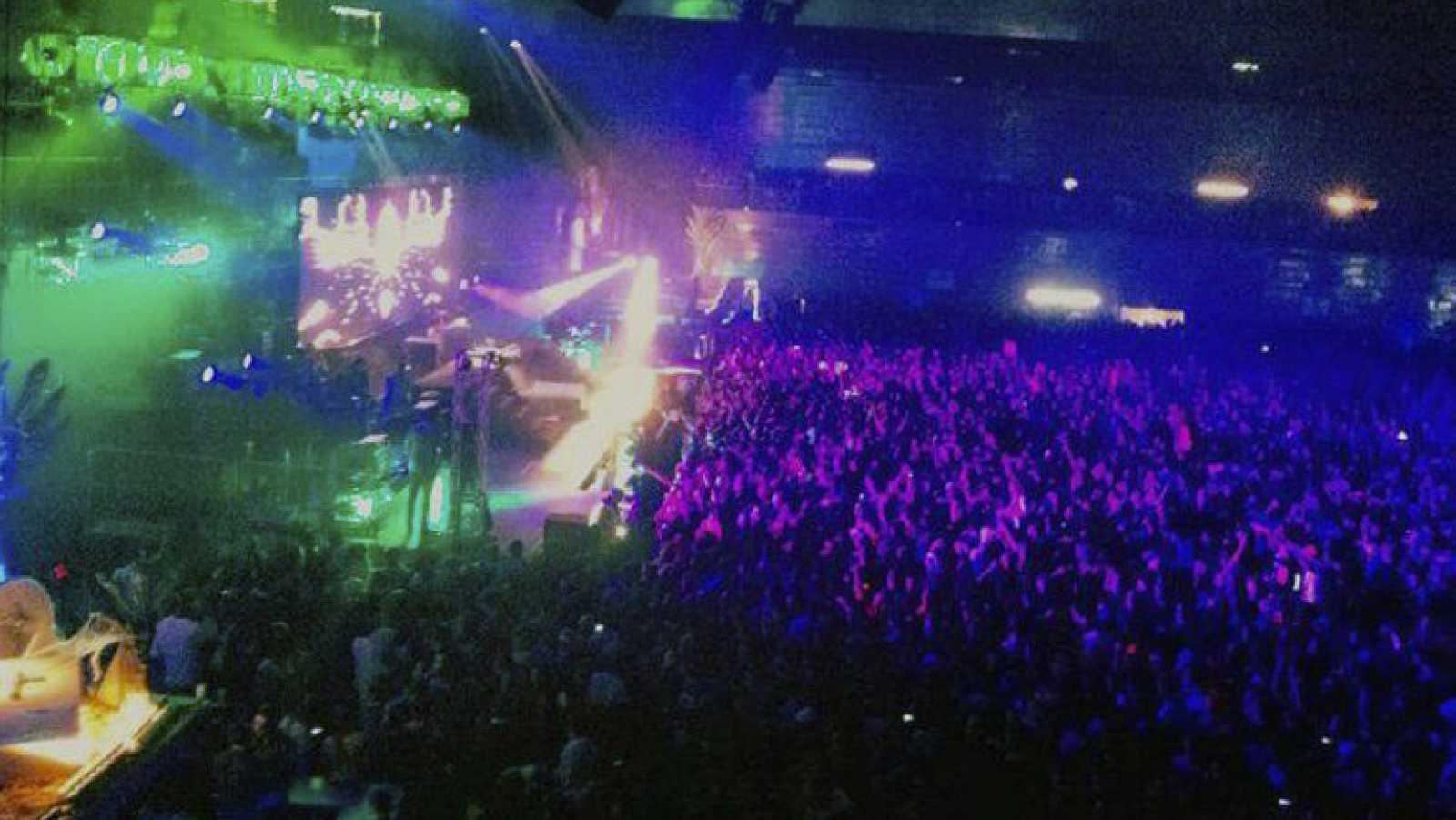 Informe Semanal: Halloween en el Madrid Arena