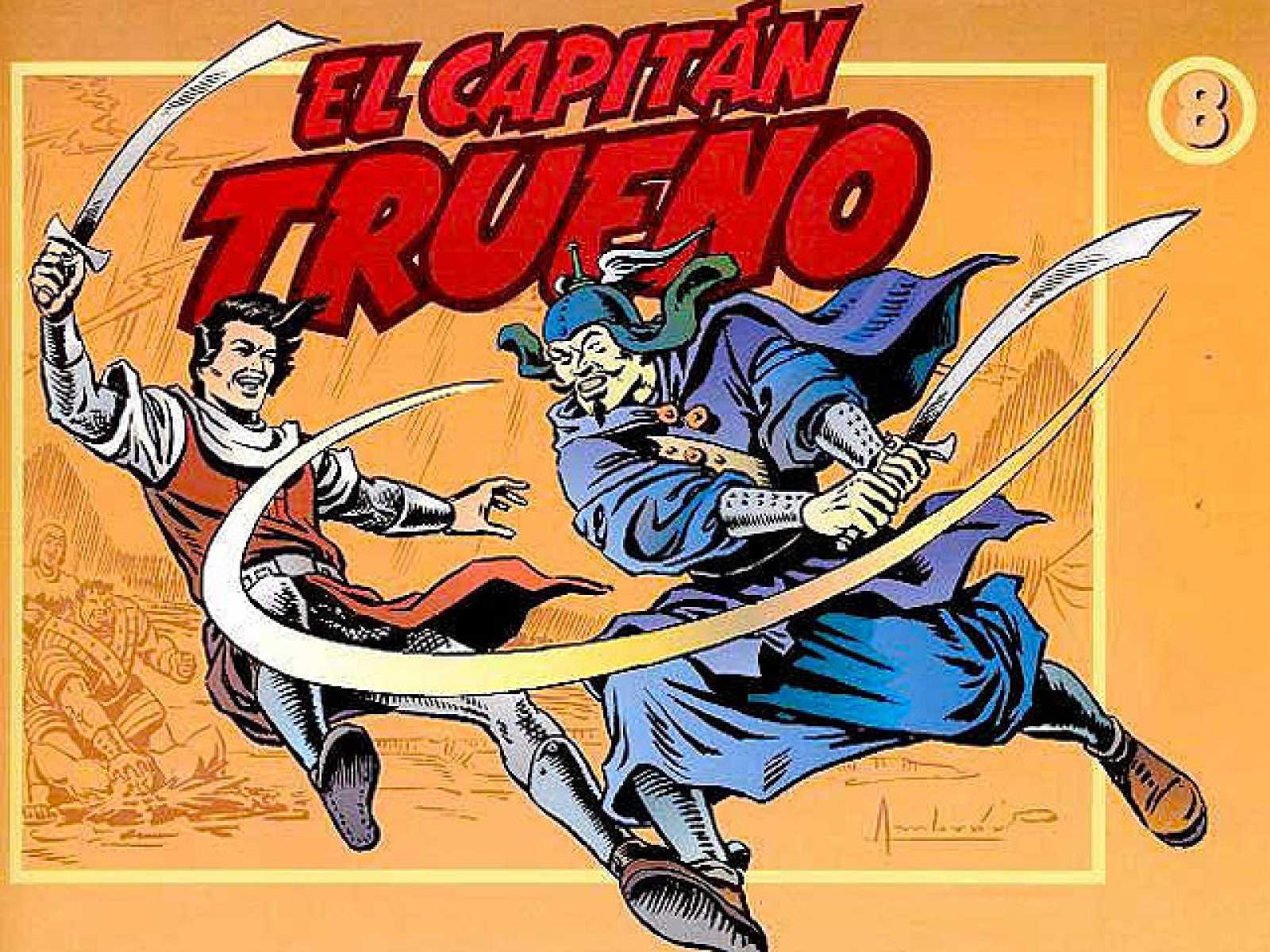 Resultado de imagen para Foto de El Capitán Trueno