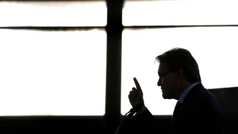Continúa el debate soberanista en Cataluña a cuatro días del comienzo de la campaña electoral