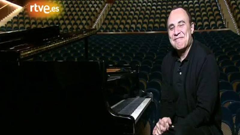Los conciertos de La 2 - Michel Camilo saluda desde el backstage